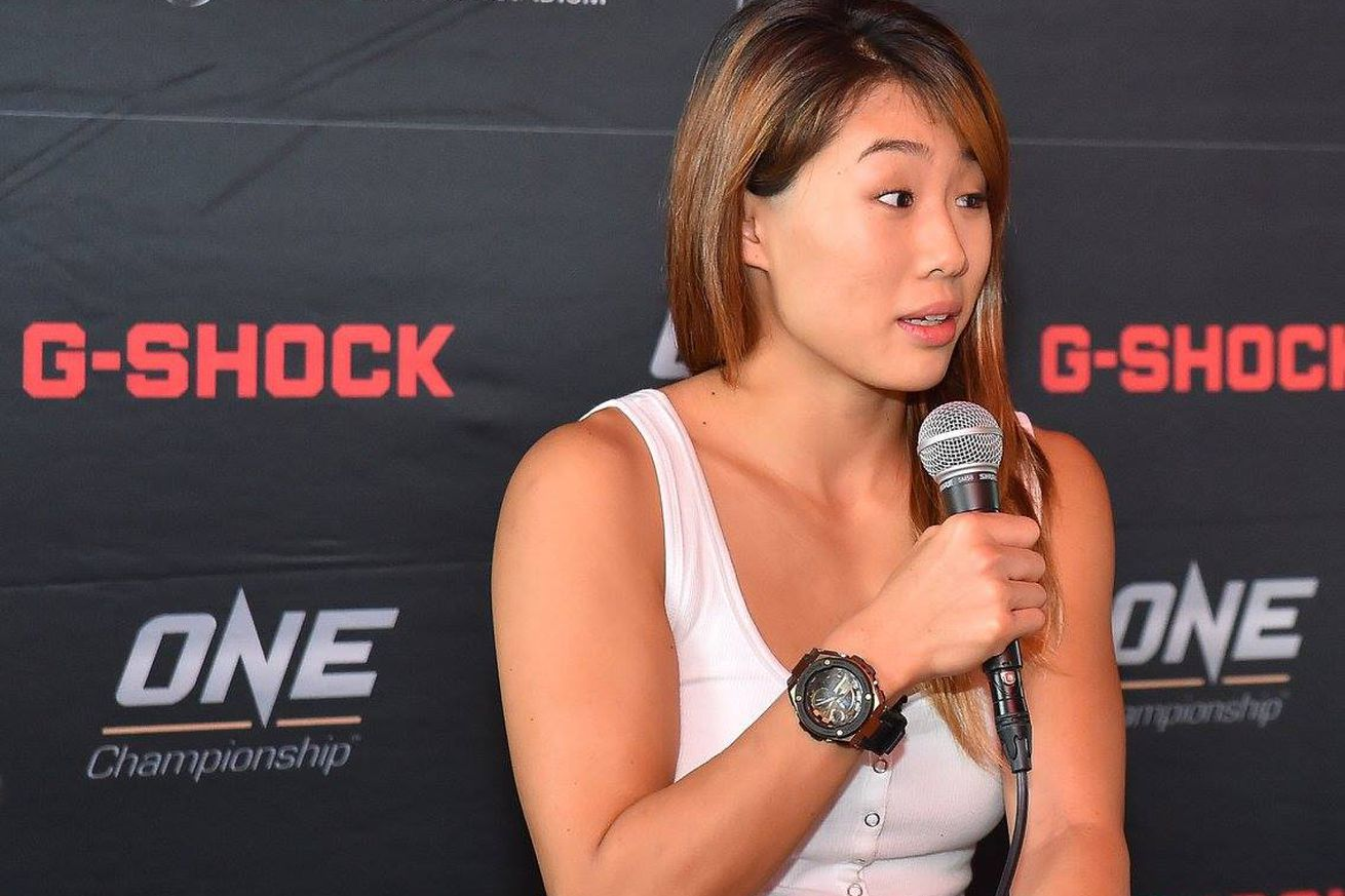 Still just age 20, ONE's Angela Lee ready for her follow up act