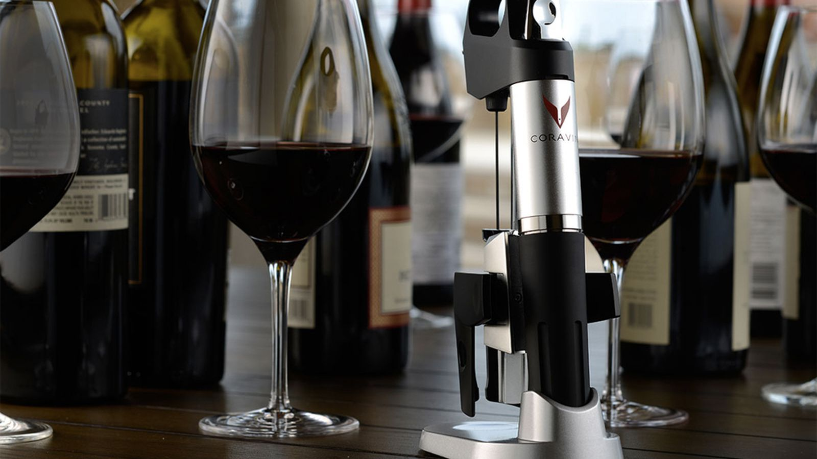 Coravin Wine System Stops Sales Due To Reports Of Bursting