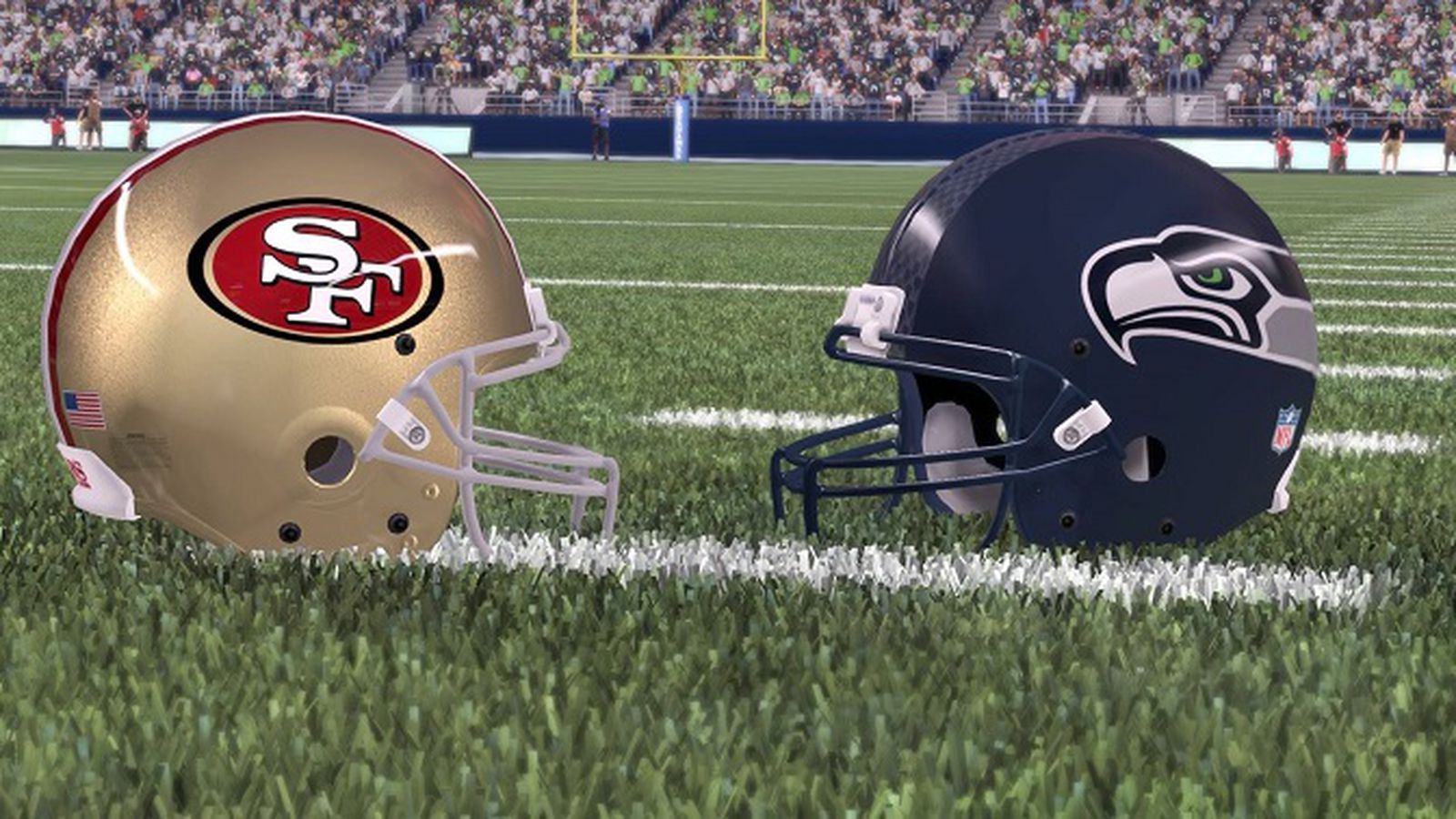 Image result for 49ers vs seahawks