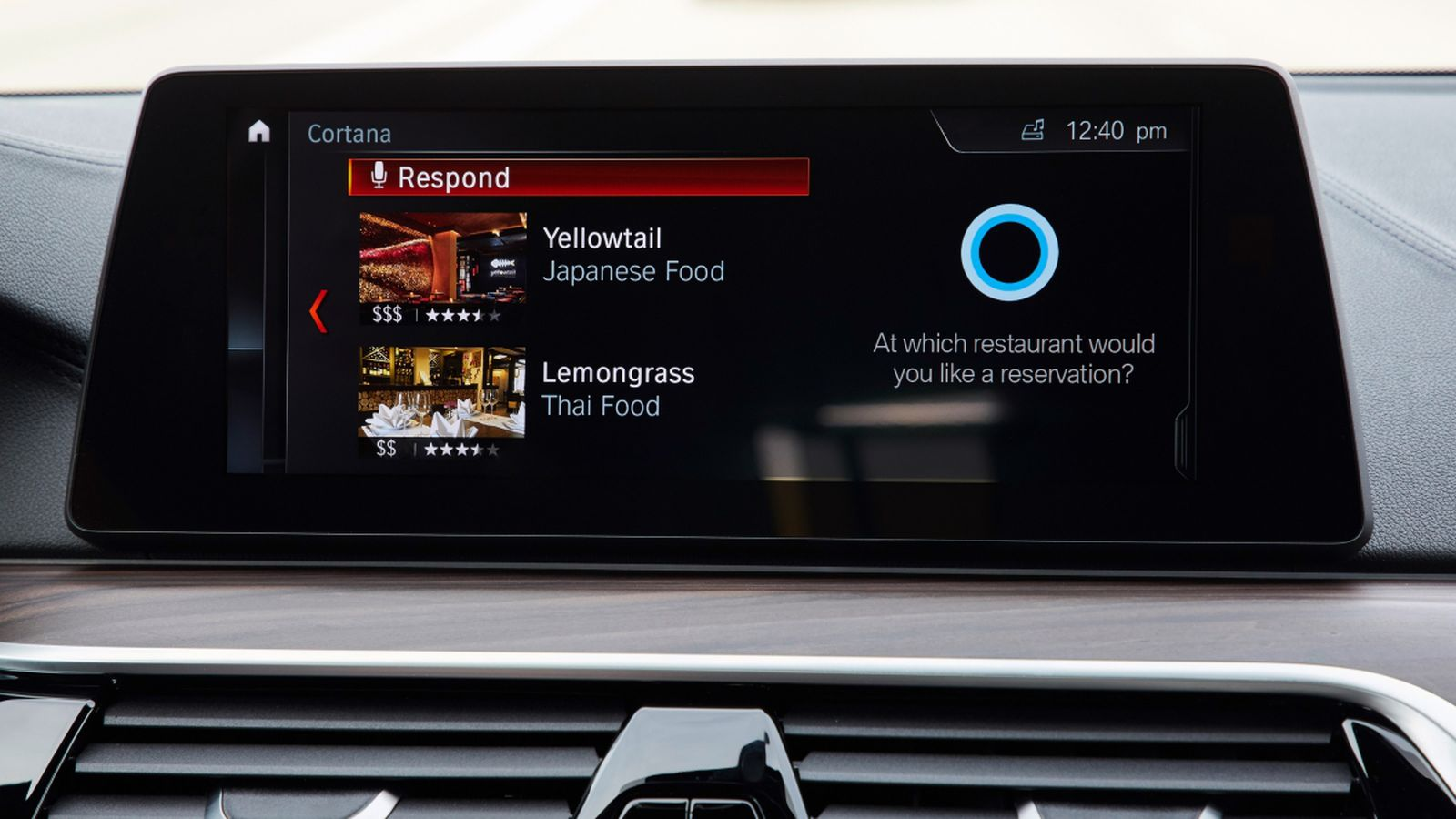 Nissan and BMW Bring Microsoft's Cortana Assistant to Cars