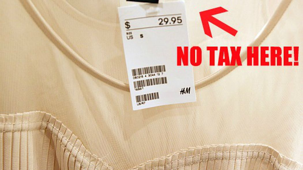 New York State Sales Tax On Clothing And Shoes