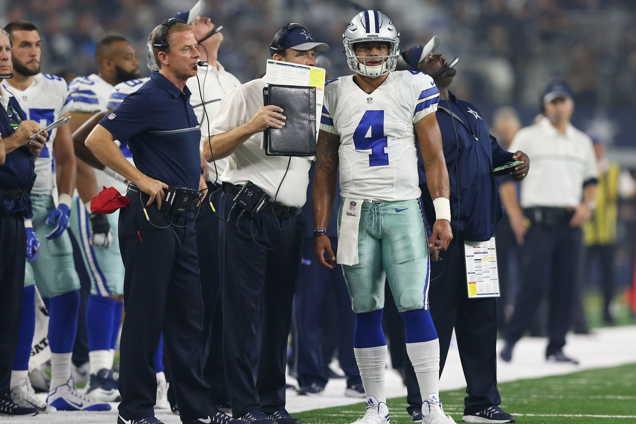 Cowboys Have No. 1 Offense In NFL According to Aikman Efficiency Rating