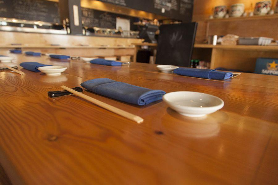 Sushi Bayashi Brings A Taste Of Tokyo To Trinity Groves
