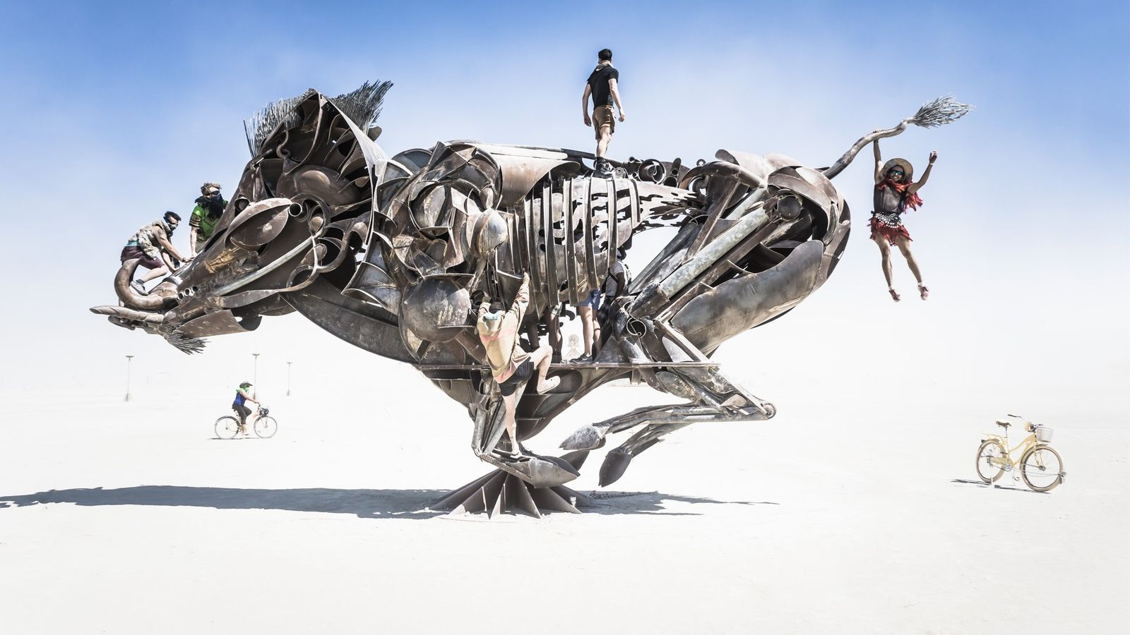 Cars For Sale Seattle >> Everything you need to see at Burning Man 2016 - Curbed SF
