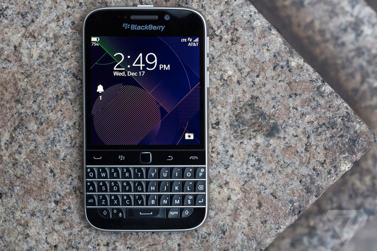 BlackBerry's Phones Are Here to Stay