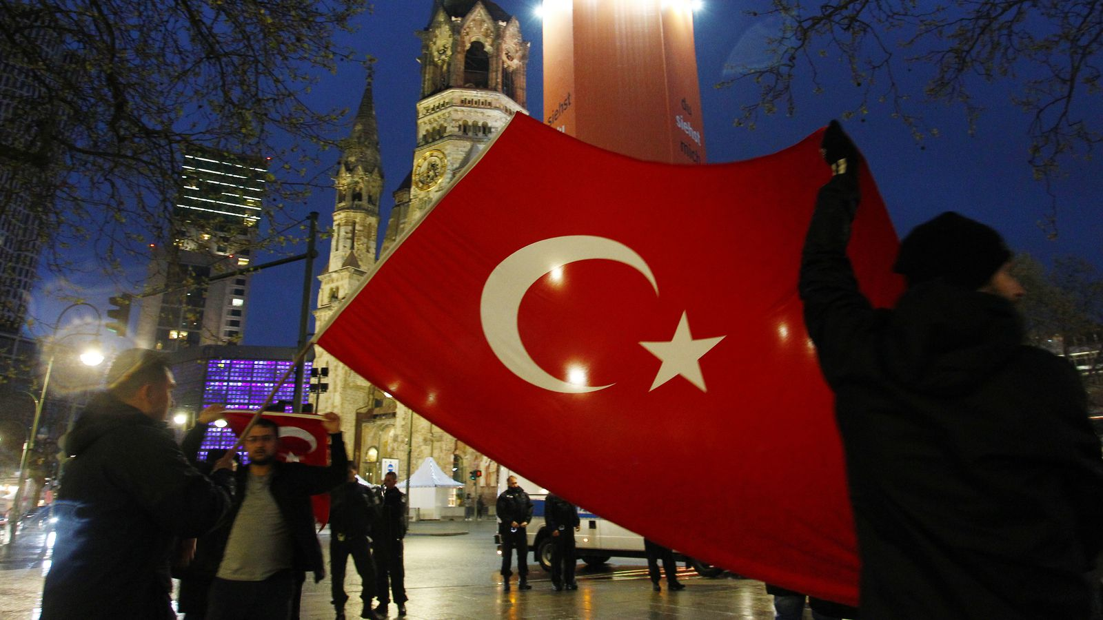 Turkey blocked access to Wikipedia after it refused to remove content