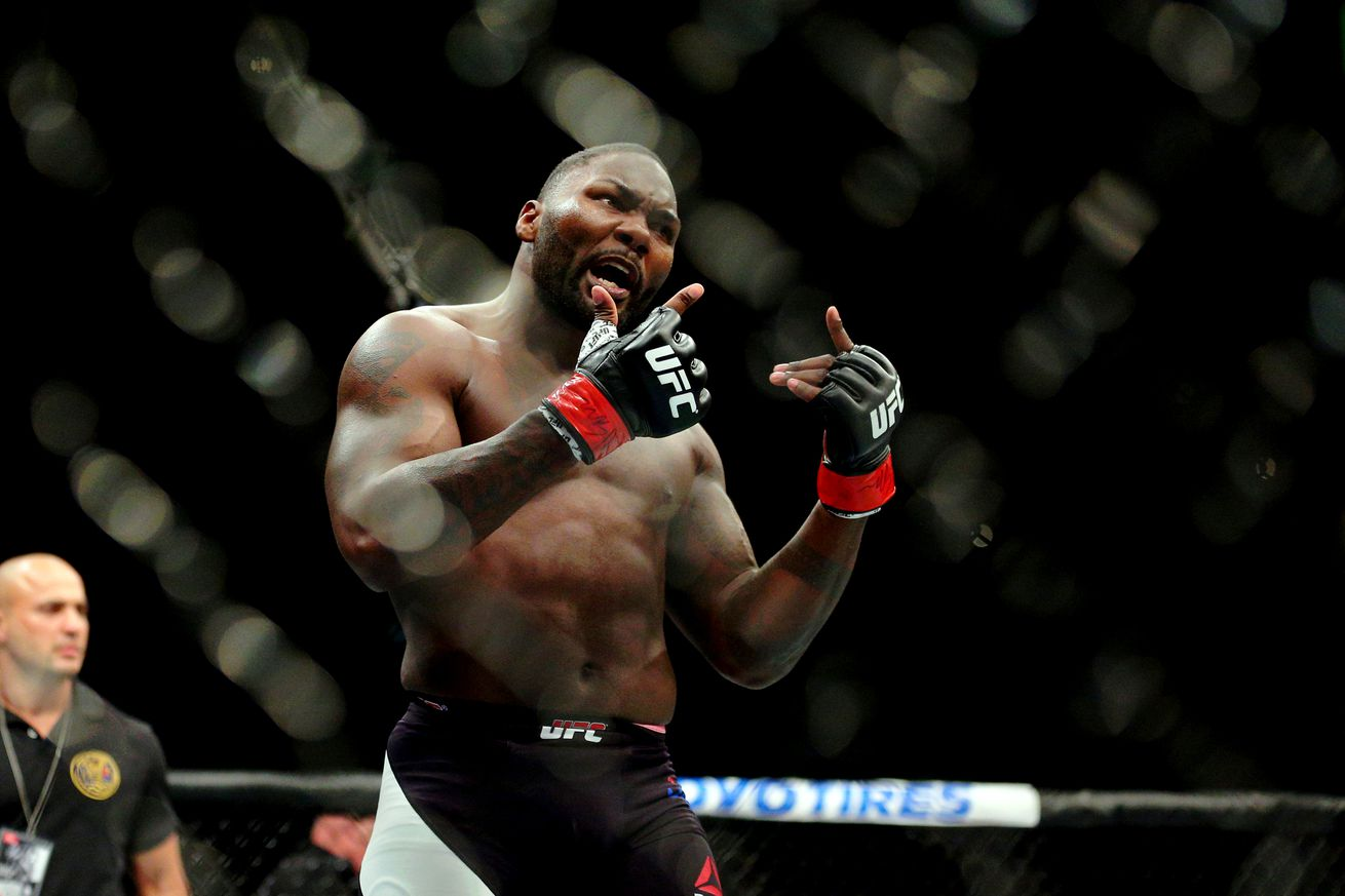 Anthony Johnson vs. Jon Jones Title Eliminator Could Be In The Works