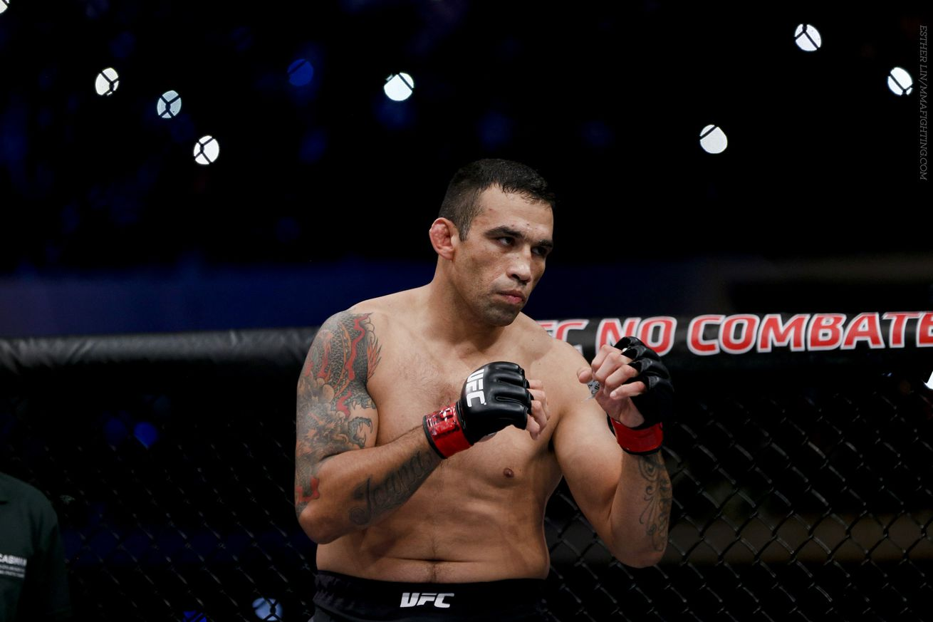 Fabricio Werdum eying trilogy fight with Alistair Overeem, but staying ready for short notice call at UFC 211