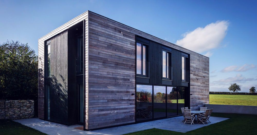Prefab Kiss House Designed To Passive House Standards