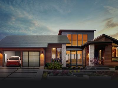 Tesla's new rooftop solar panels  don?t look like solar panels