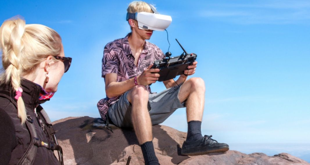 skyview headset-news-Yuneec