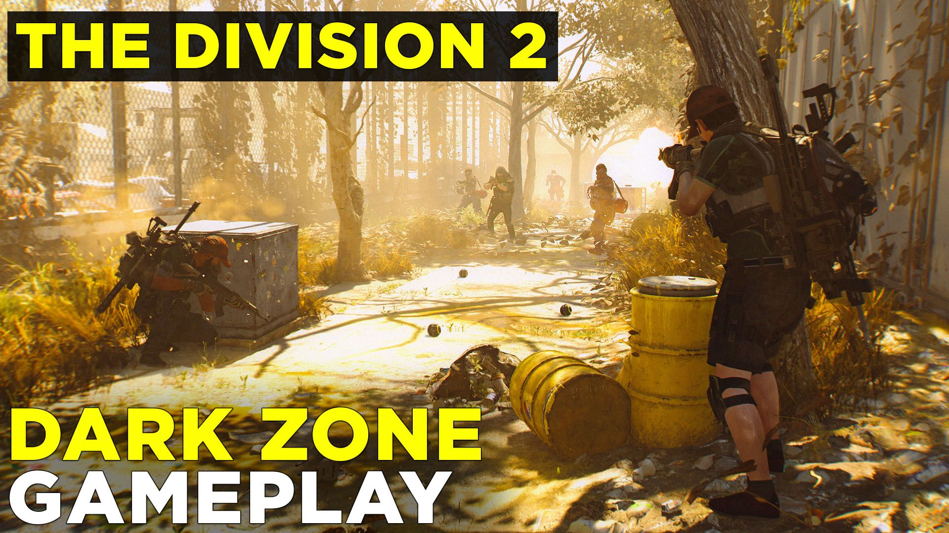 The Division 2 preview: leveling the field in Dark Zone