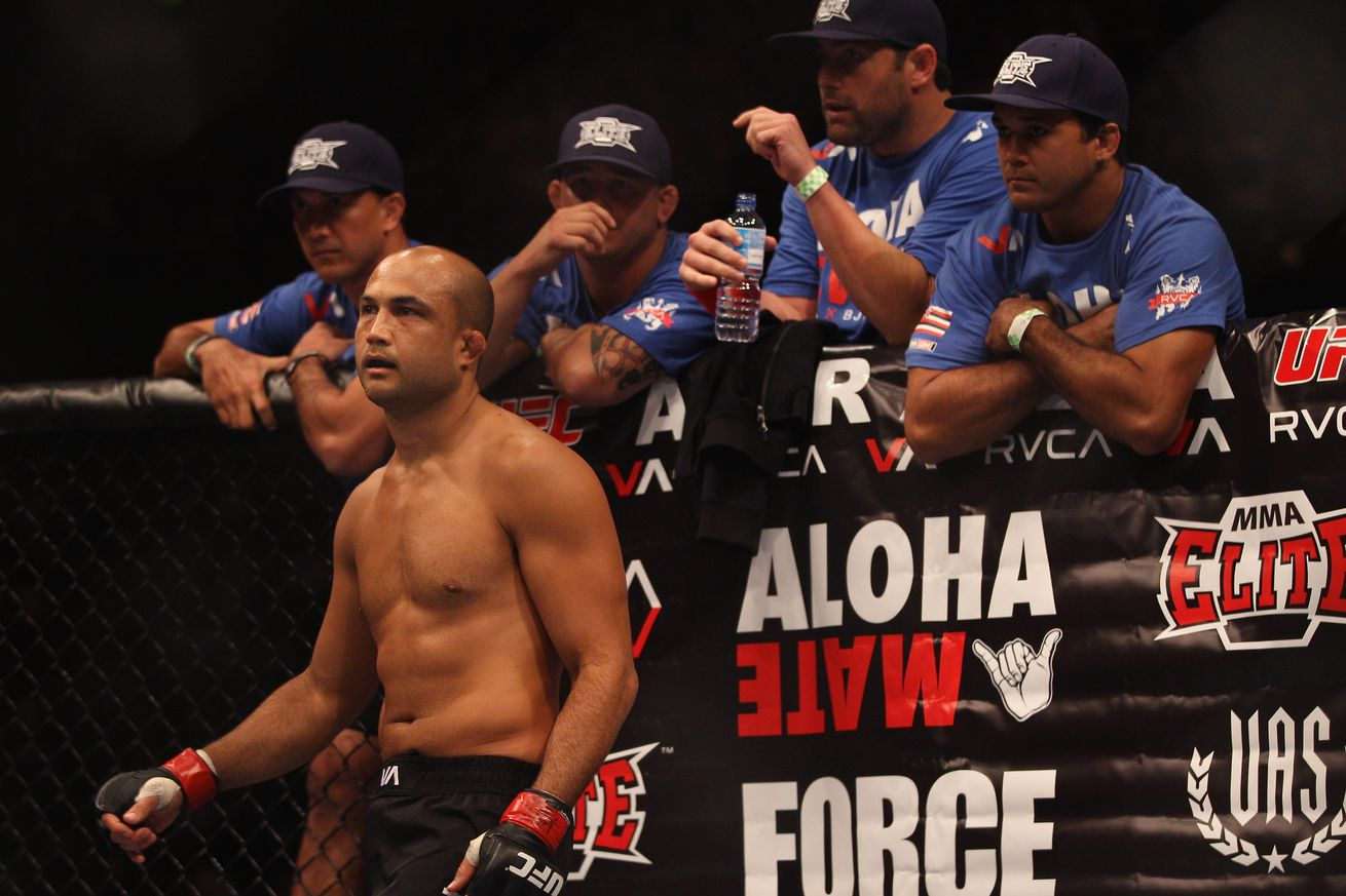 community news, Video: BJ Penn 'ready to return' at UFC Phoenix