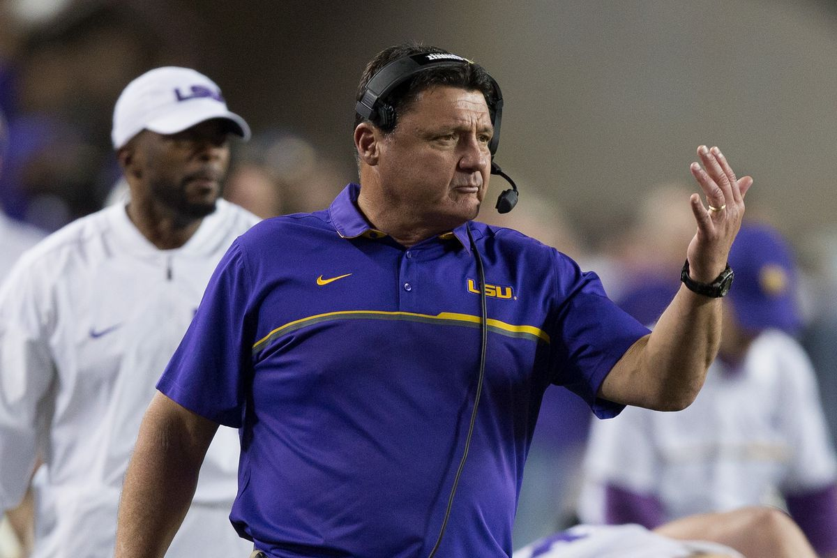 Ed Orgeron's Contract Details Released, Filled With Possible Bonuses