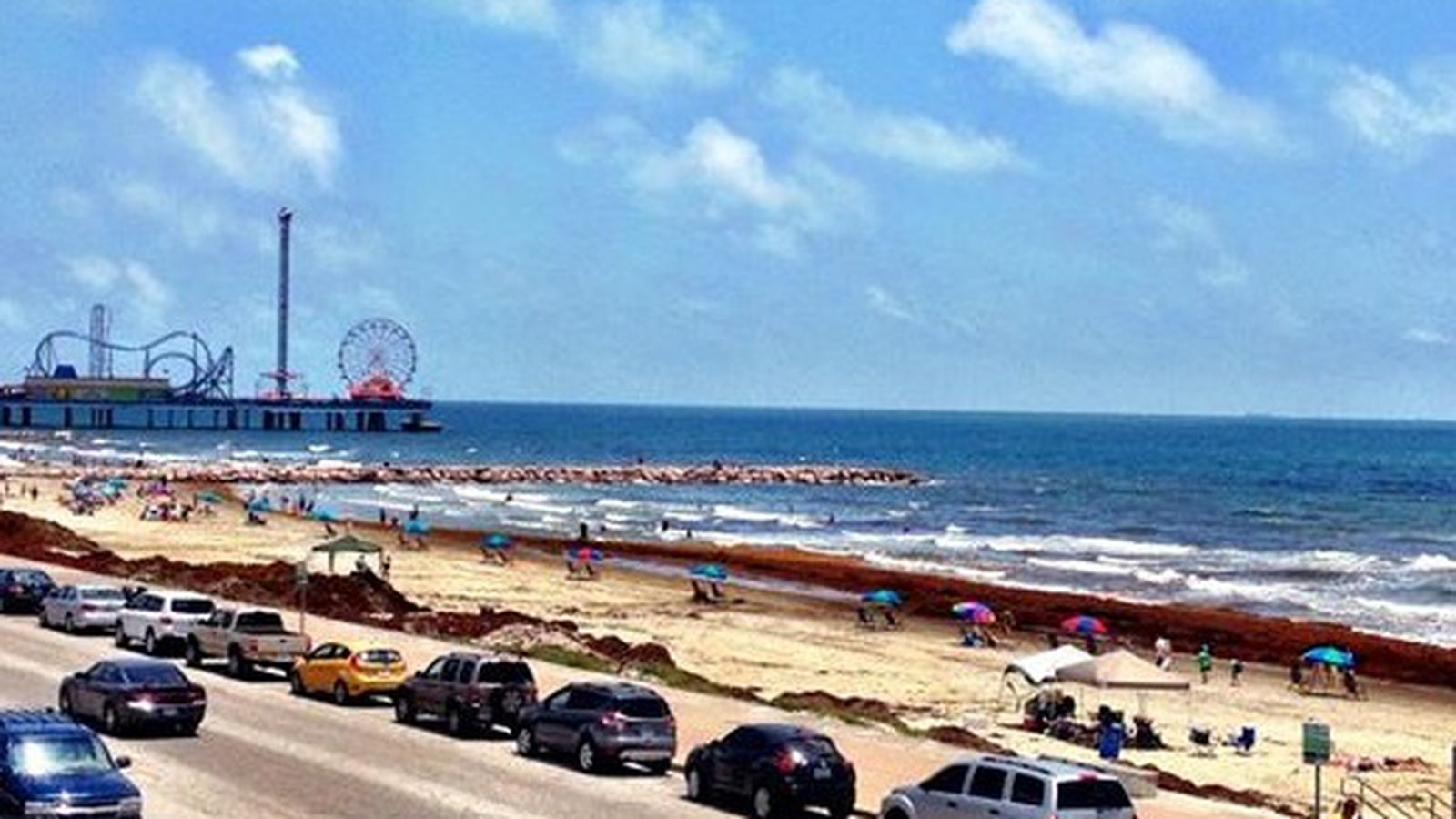 Best places to eat drink in galveston according to you for Best fishing spots in galveston
