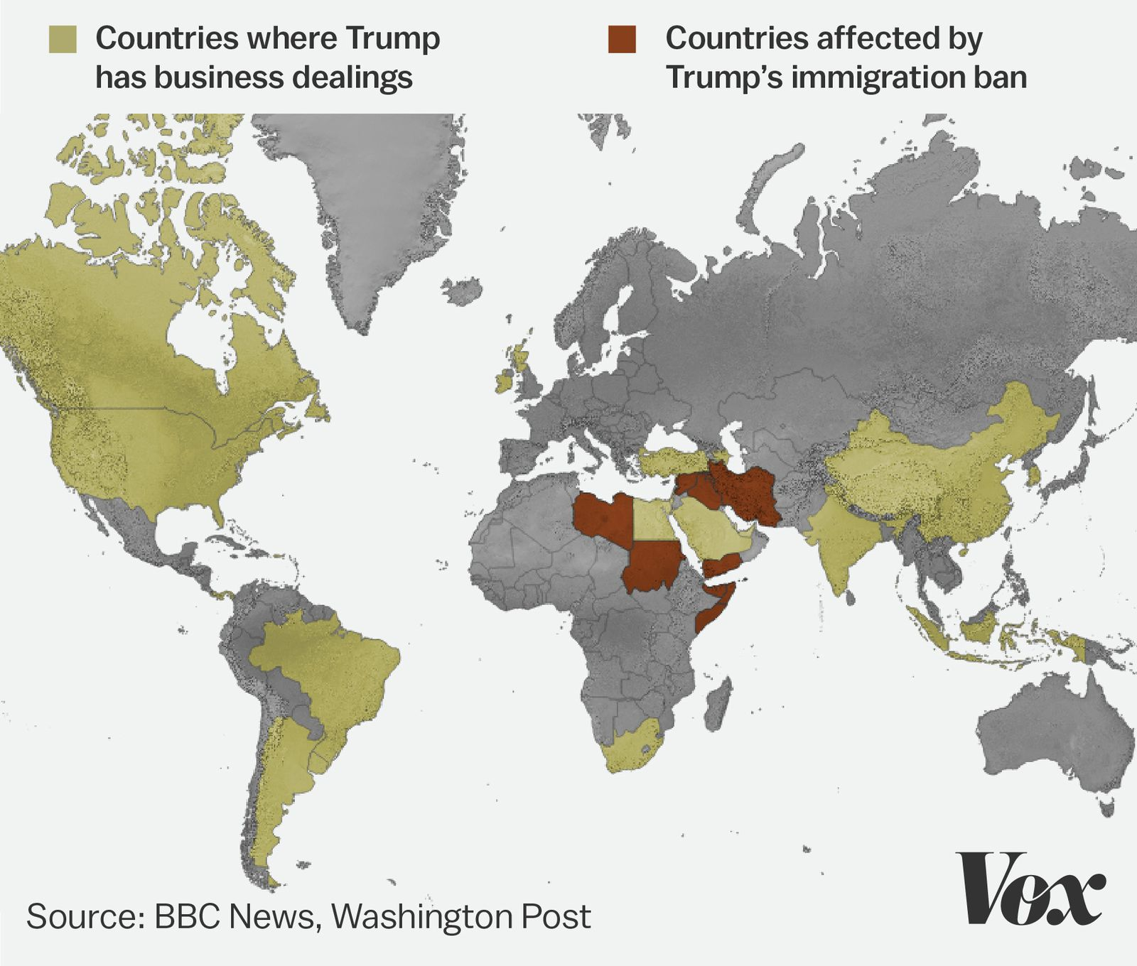 Countries Of   Hijackers Not On Travel Ban