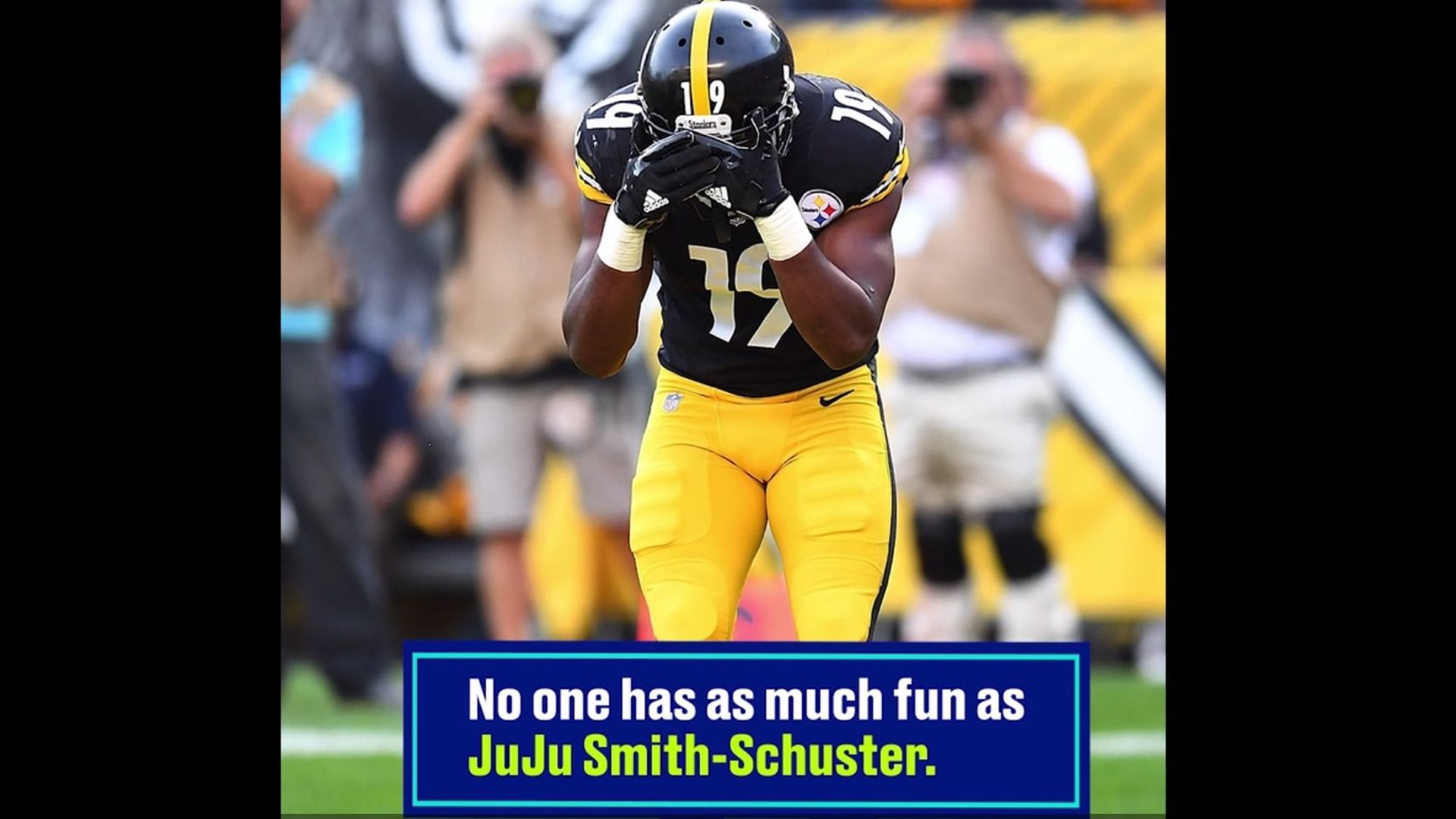 bf7fb00e462 JuJu Smith-Schuster s dog Boujee is the most adorable dog in the NFL -  SBNation.com