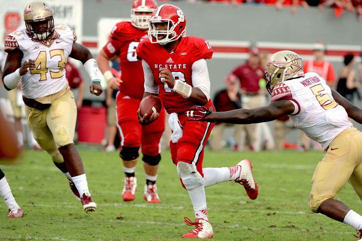 clemson vs nc state spread college game schedule