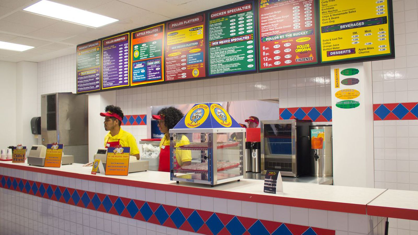 'Breaking Bad' Restaurant Los Pollos Hermanos Is Popping-Up in NYC