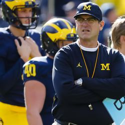 Harbaugh will be turning his defense over to a lot of fresh faces, and the second string on the D-line is no exception. But this is a talented group, and the upside is tremendous.