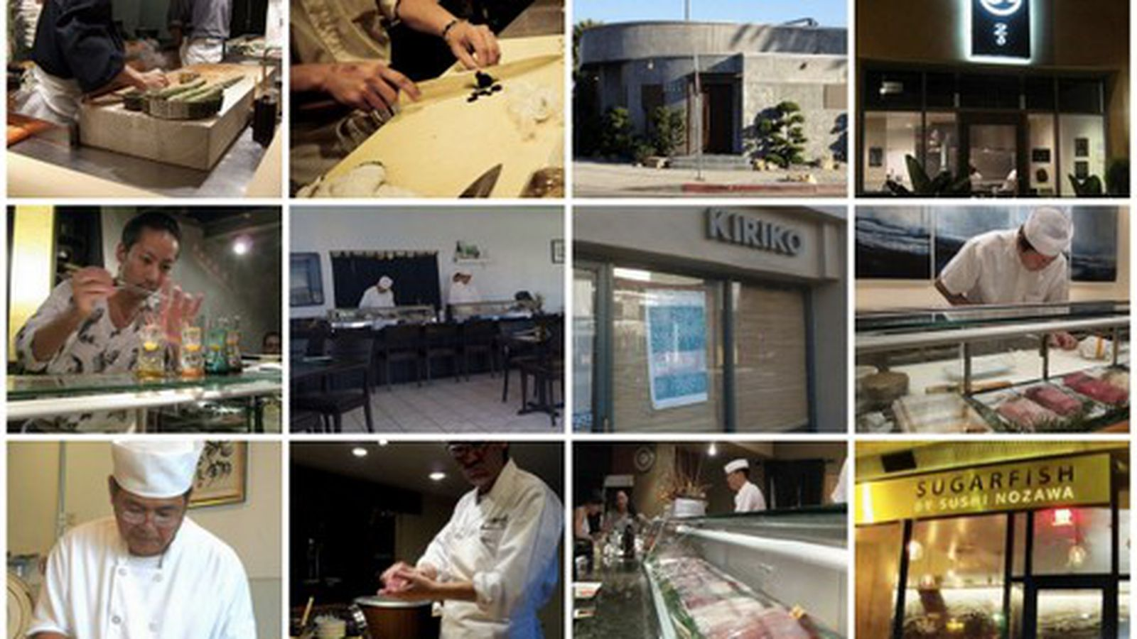 The best sushi restaurants in los angeles fall 2013 for Wholesale fish market los angeles