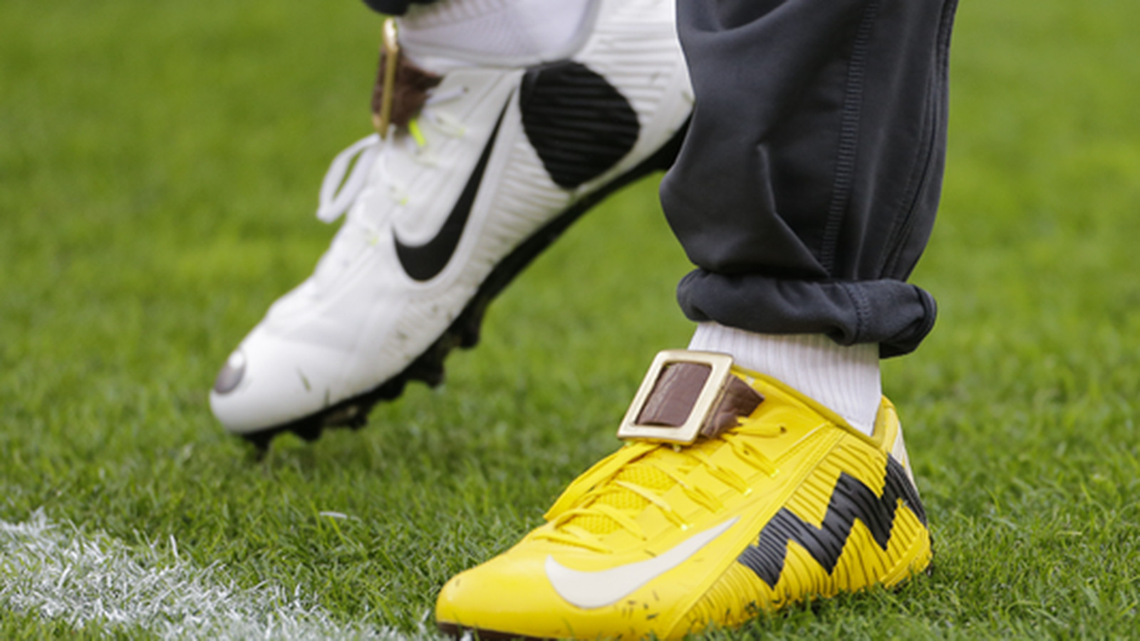 Steelers Golf Shoes