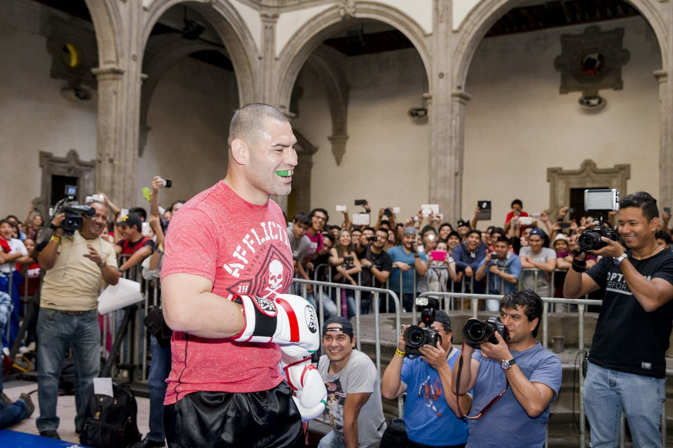 community news, UFC returns to Mexico City in August