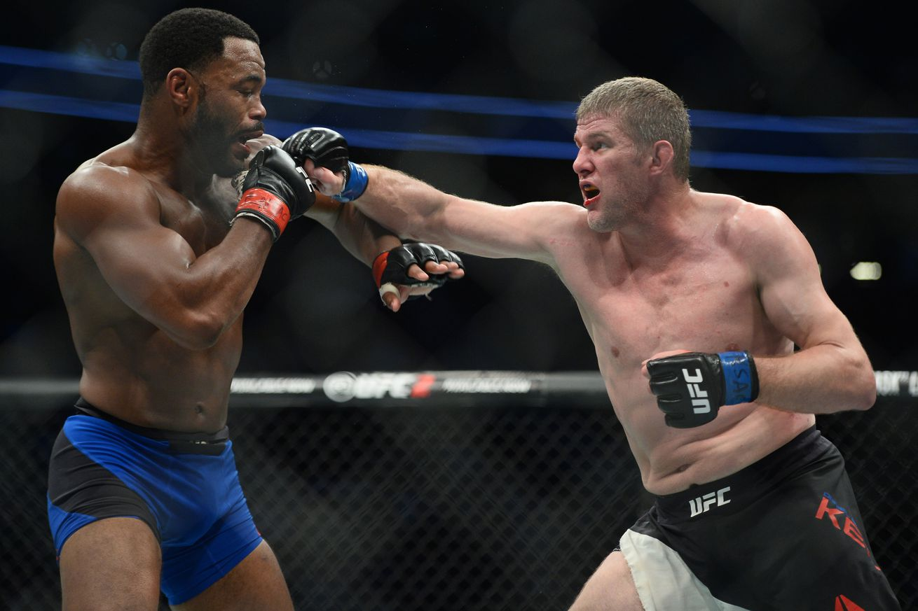 UFC 209 results from last night: Dan Kelly vs Rashad Evans fight recap