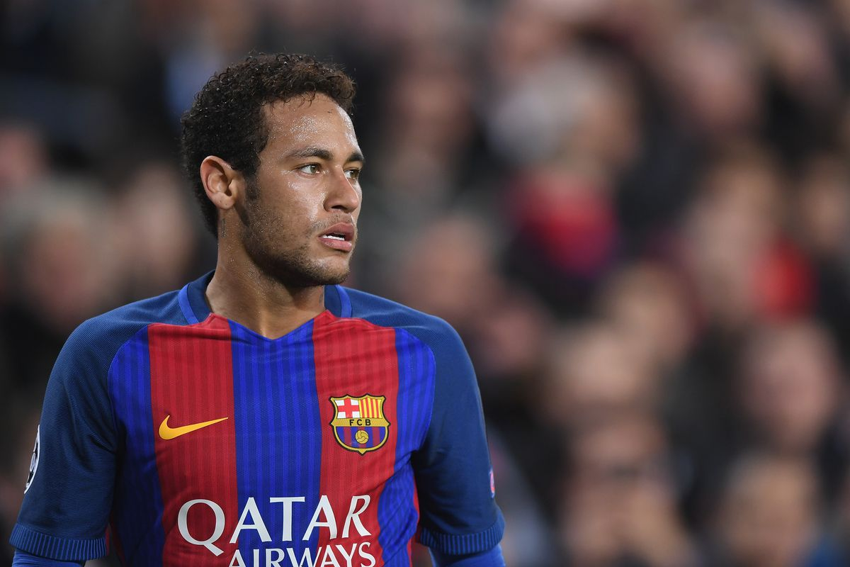 Neymar Linked With A Staggering £173m Move To Manchester United