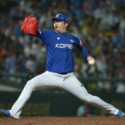Hyeon-Jong Yang, Chang-Yong Lim, and Chang-Min Sim should give Korea the edge on the mound in Pool A.