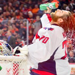 Let's just start this gallery with this photo of Braden Holtby