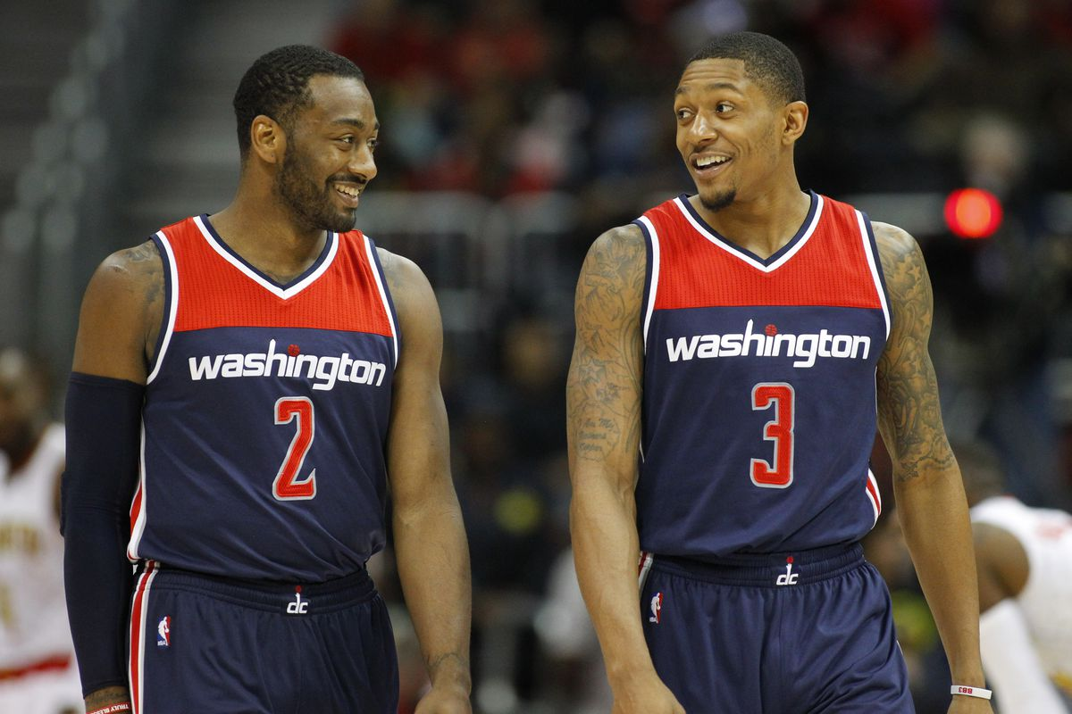 Wizards Find Defense in Game Five Win over Hawks class=