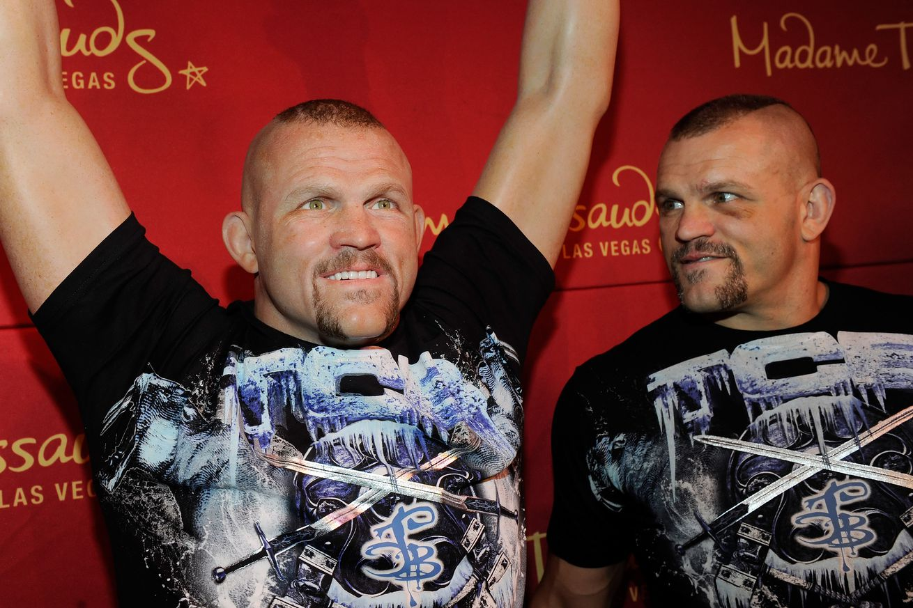 Chuck Liddell's UFC comeback depends entirely on opponent