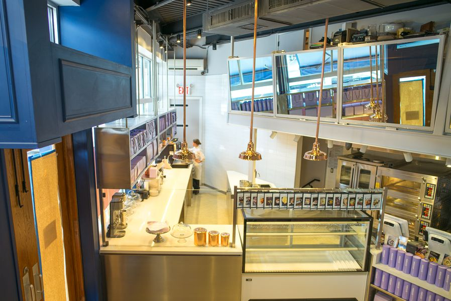 Inside Dominique Ansel Kitchen, Now Serving Stunning Pastry Creations