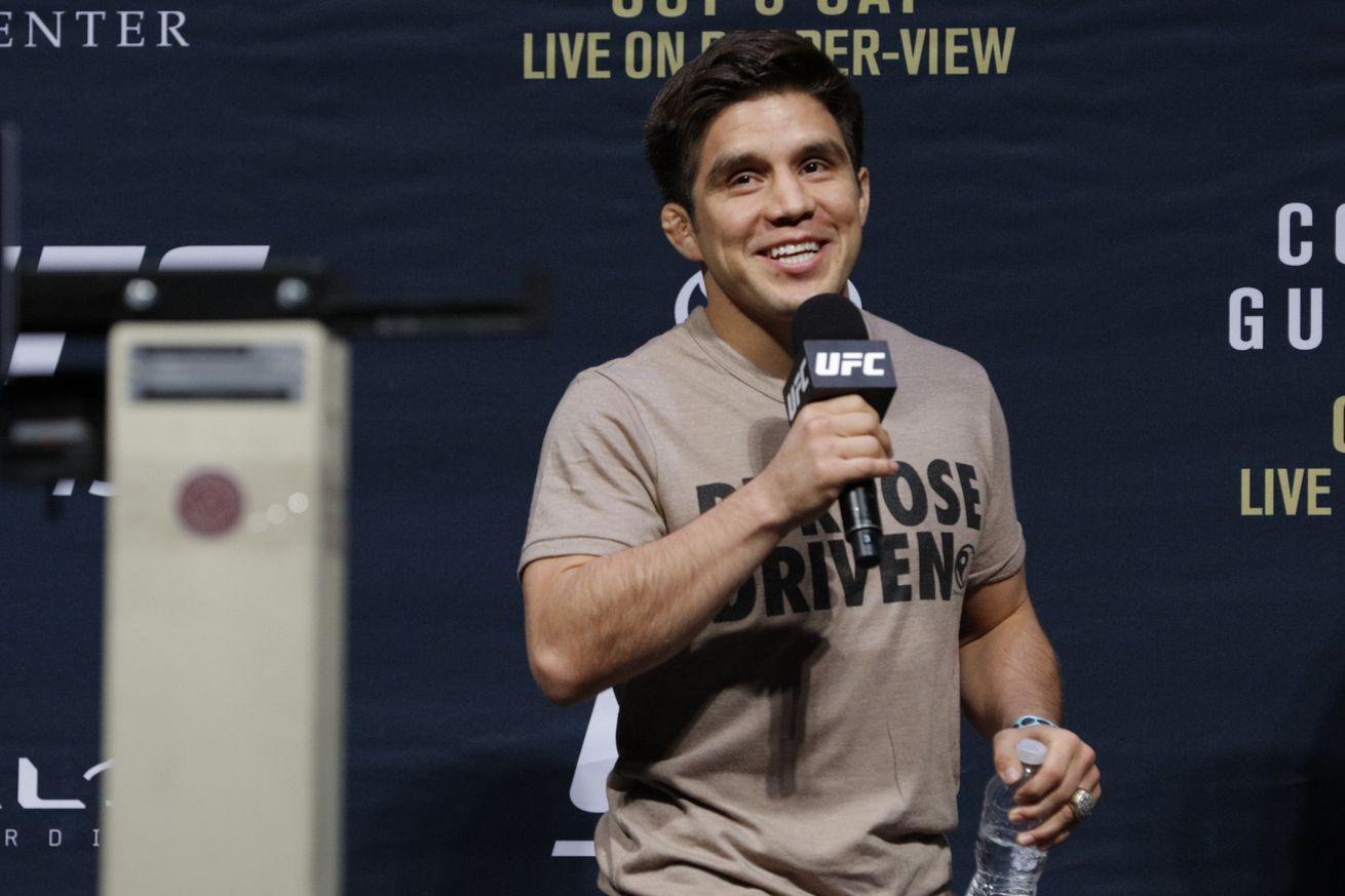 community news, Henry Cejudo responds to 'disrespectful Joseph Benavidez: 'Im a faster, sharper version of what he is