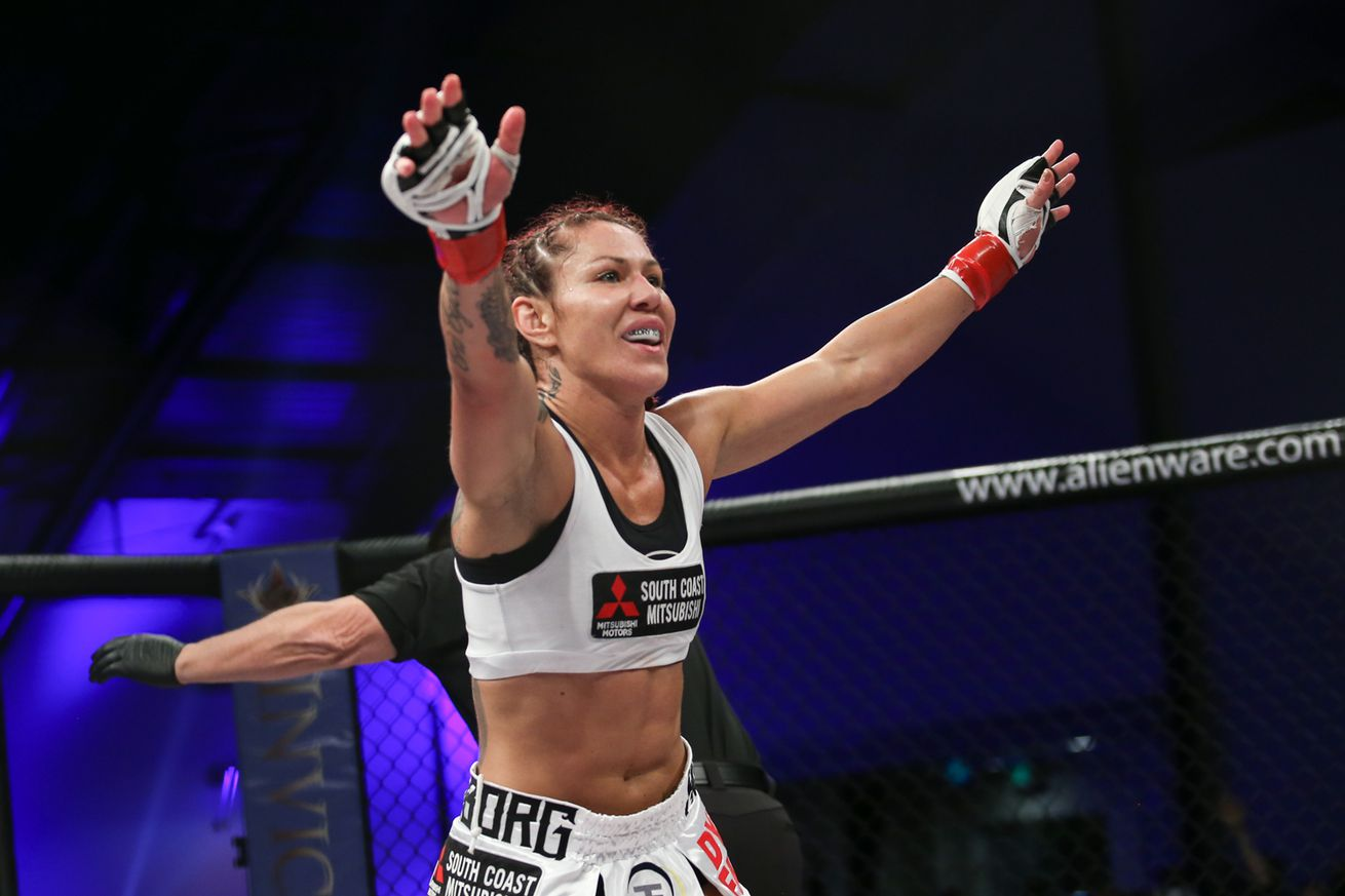 community news, Cris Cyborg granted retroactive TUE, cleared of potential anti doping violation