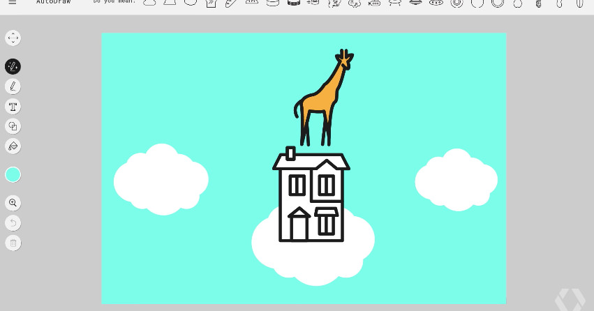 Google's AI Doodle Bot will Transform your Crude Drawings into Glorious Clip Art