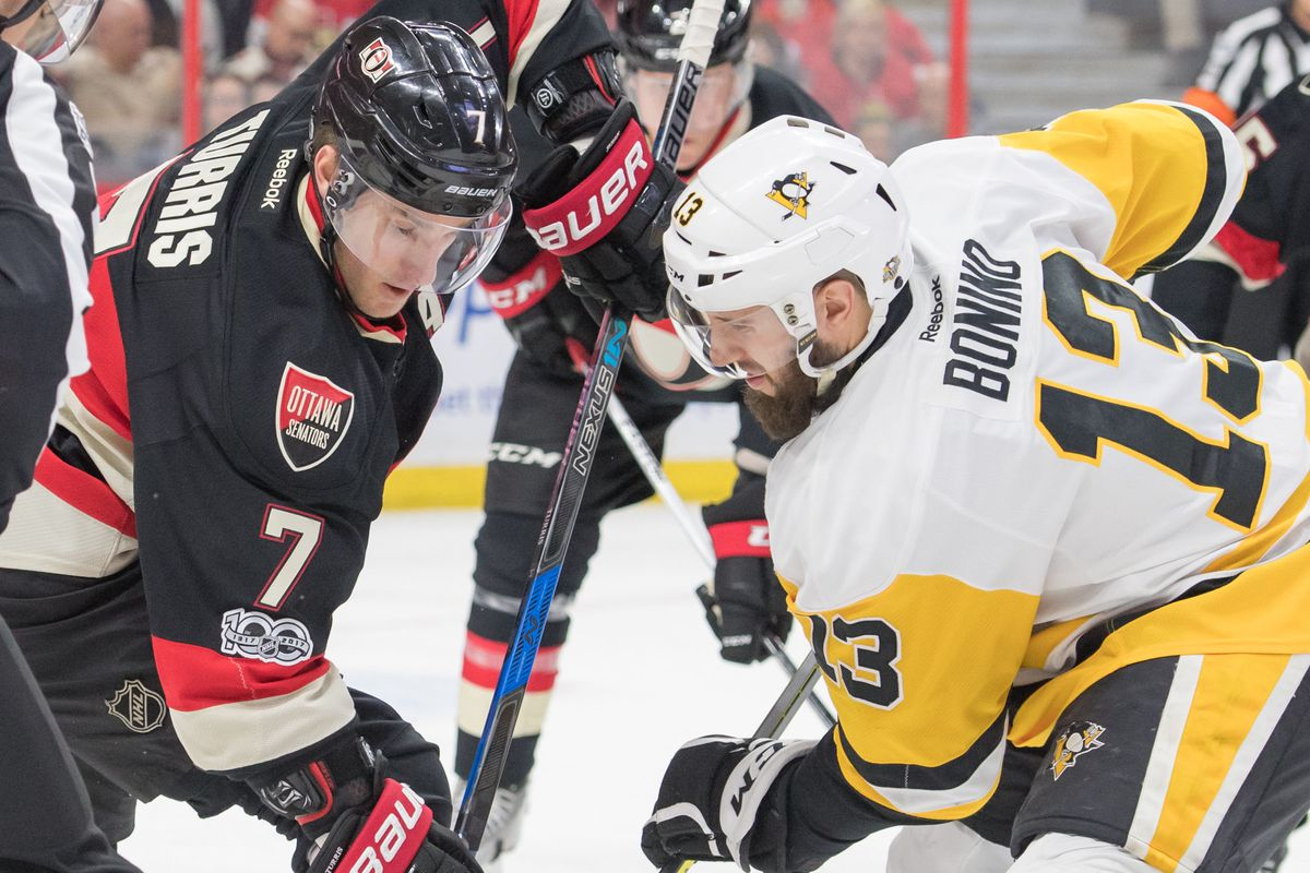 Senators vs. Penguins 2017 live stream