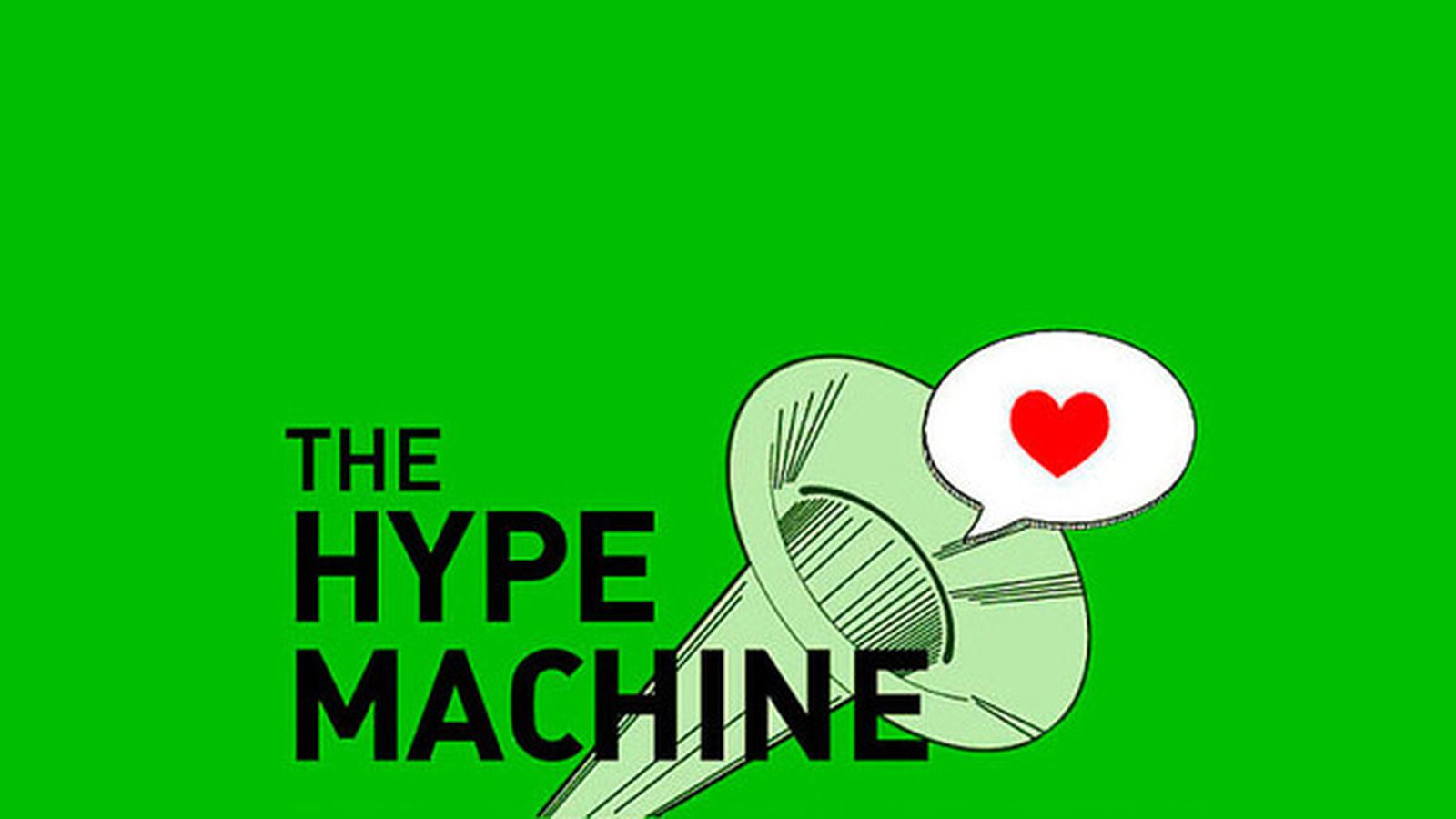 photo image Hype Machine is struggling to stay online, and that's a shame