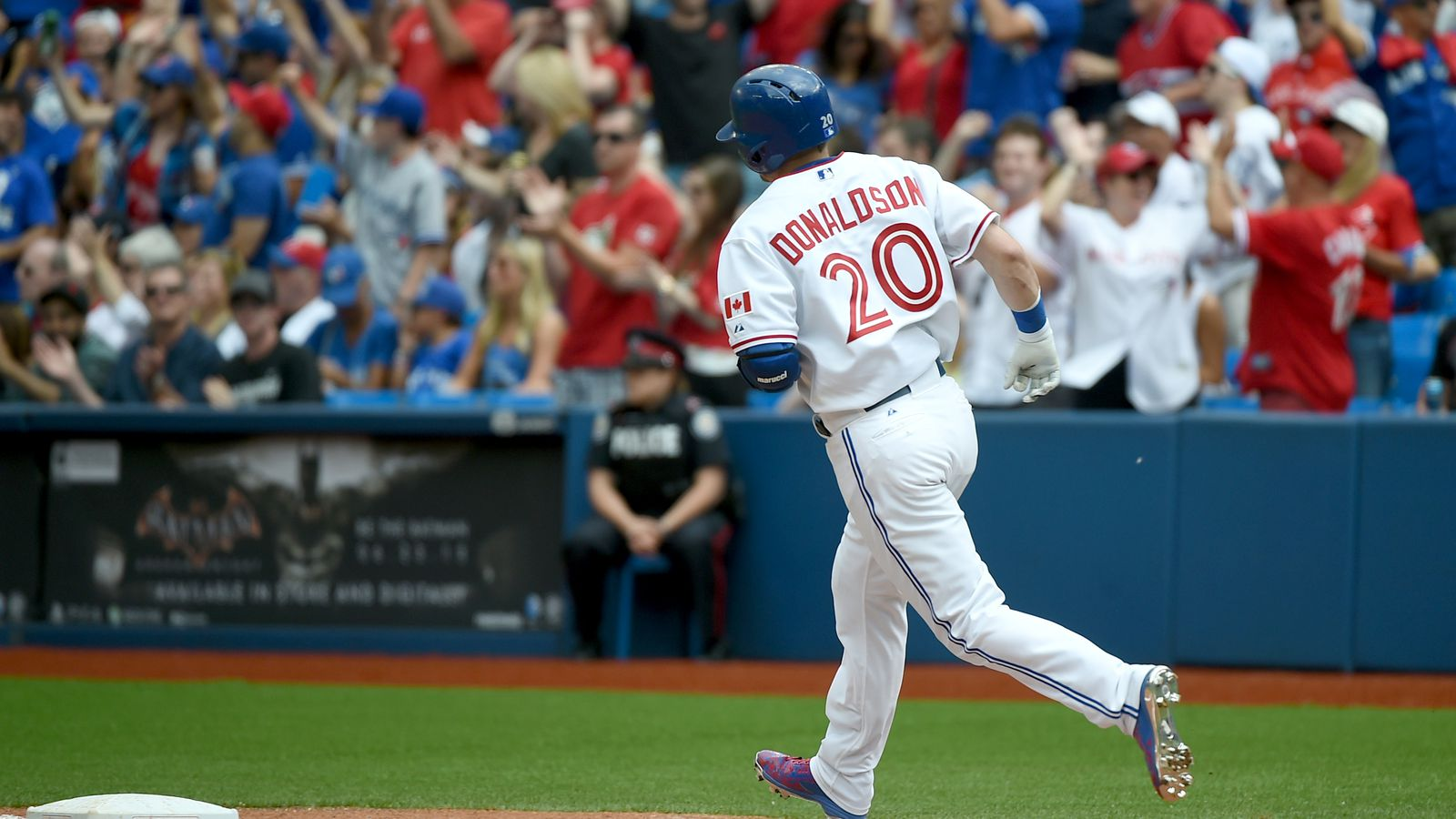 Say hey, baseball: Josh Donaldson received more All-Star ...