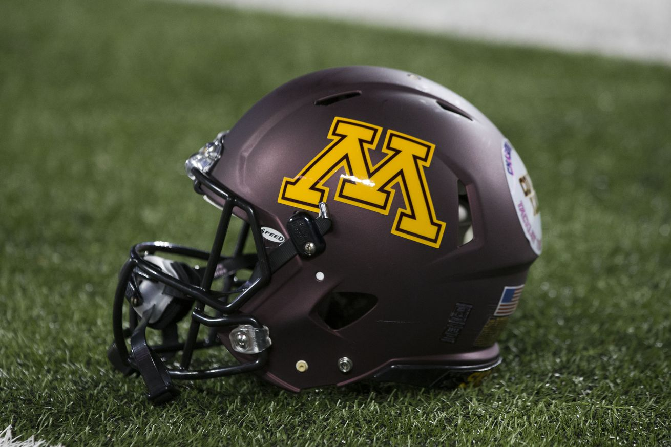 Gopher Sports Football 71