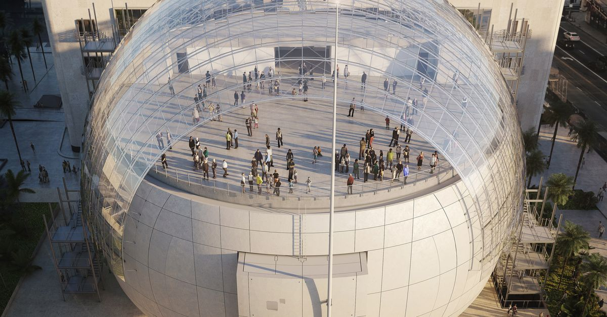 Academy Museum Of Motion Pictures New Renderings Unveiled