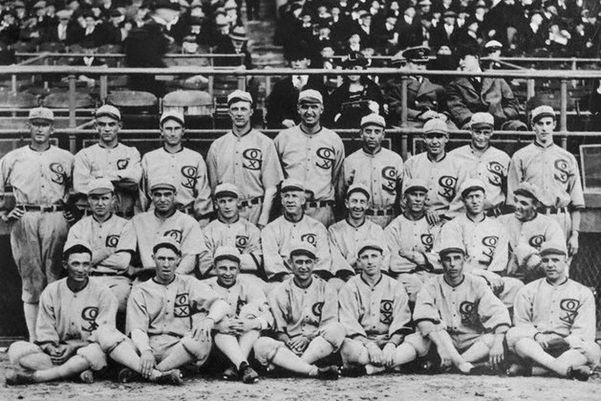 baseball s greatest scandals 3 the chicago black sox az snake pit 1919 chicago white sox team photo via upload org