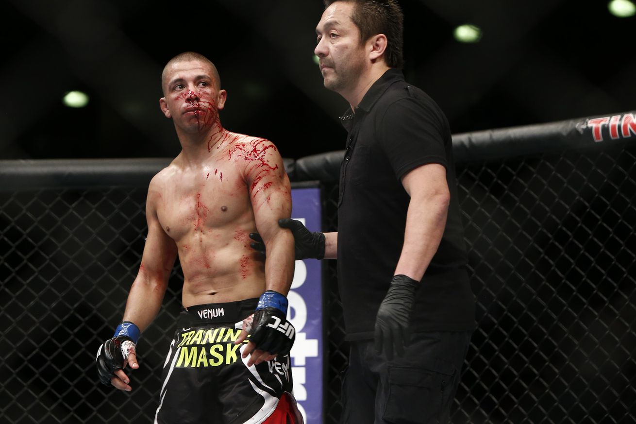 community news, After five years in the UFC, John Moraga frustrated with the 'business of MMA'