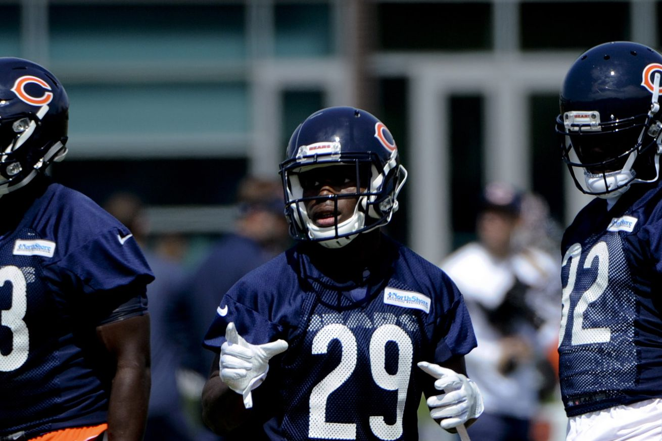 """Chicago Bears Rookie Minicamp recap: Just call him """"Big Daddy"""""""
