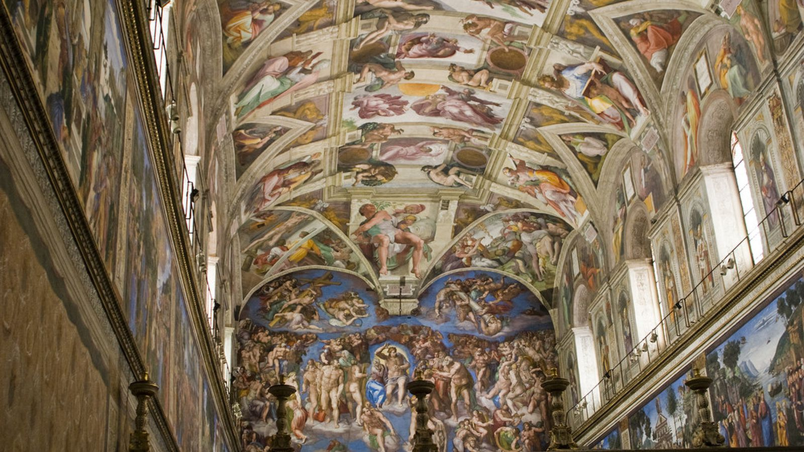 Radio Jammers In The Sistine Chapel Will Protect Secrecy