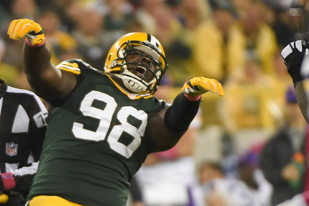NFL Jerseys NFL - Packers sign Letroy Guion to one-year contract - Acme Packing Company