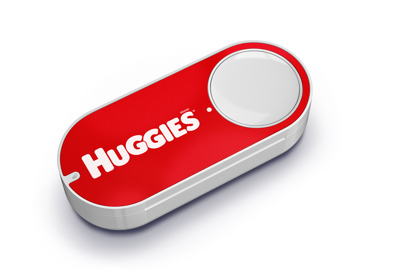 Amazon brings its Dash Button to Germany, Austria, and the UK