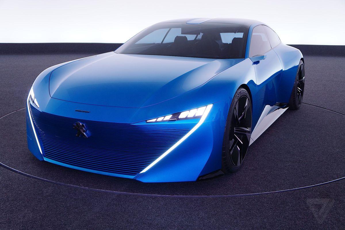 Cars Of The Near Future