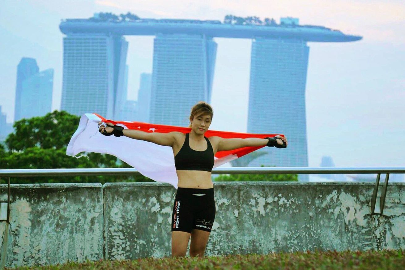Angela Lee to defend atomweight title at ONE: 'Dynasty of Heroes'